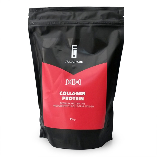 Flowgrade Collagen Protein 450g